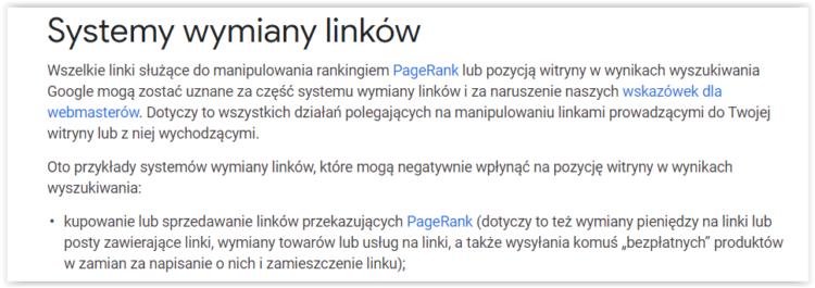 Artykuły sponsorowane a Google