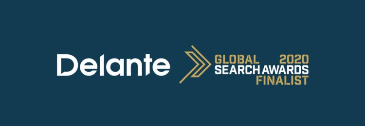 Delante wśród 8 firm nominowanych do tytułu najlepszej dużej agencji SEO na świecie!