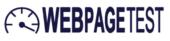 Przyspieszenie strony narzędzie Web Page Test