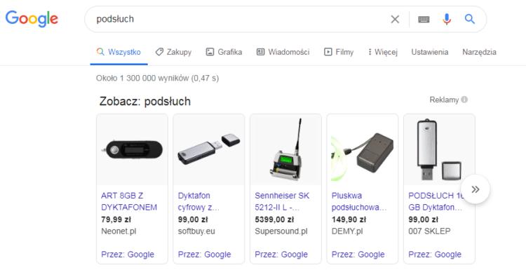 aktualizacja zasad bezpieczeństwa google ads