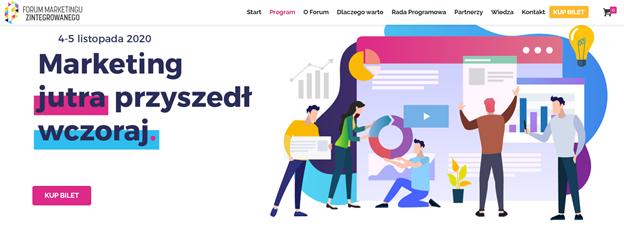 Forum marketingu zintegrowanego 2020