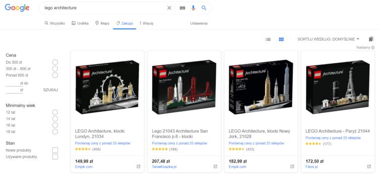 Google Zakupy - jak zwiększyć ruch na stronie internetowej?