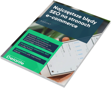 Raport najczęstsze błędy seo na stronach e-commerce
