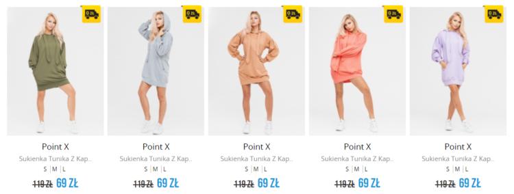 Zdjęcia produktowe w sklepie internetowym
