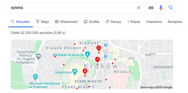 Algorytm Gołąb wyszukiwanie lokalne