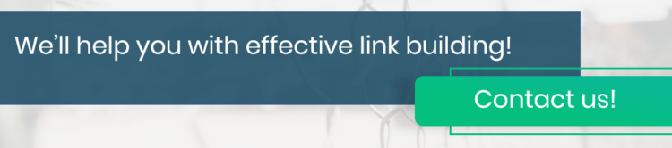 Try Link-building process with Delante