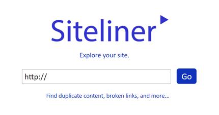 siteliner narzędzie do audytu seo