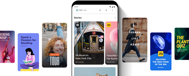 google web stories co to jest