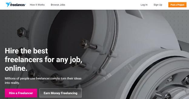 freelancerzy platforma a koszt strony internetowej