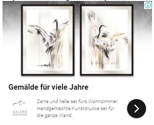 GDN na Niemcy - Galeria w Chmurach