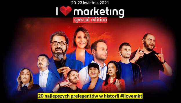 eventy marketingowe 2021 i love marketing