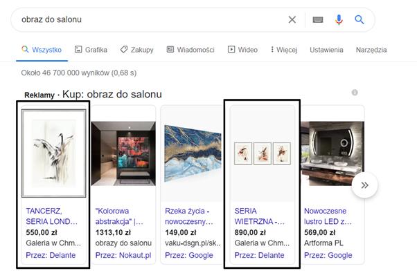 Case study Google Ads - PLA