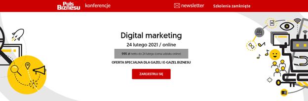 eventy marketingowe 2021 puls biznesu digital marketing