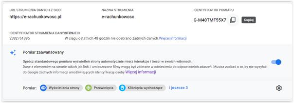 jak podpiąć google analytics do strony instrukcja
