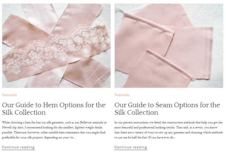 seo lingerie industry blog