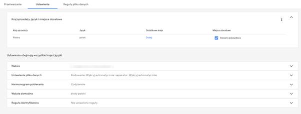 jak wgrać plik produktowy google merchant center