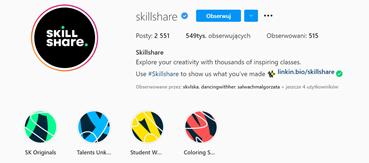 smo instagram skillshare