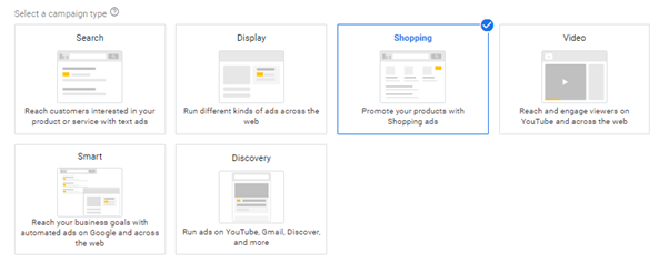 how to add pla campaigns in google ads