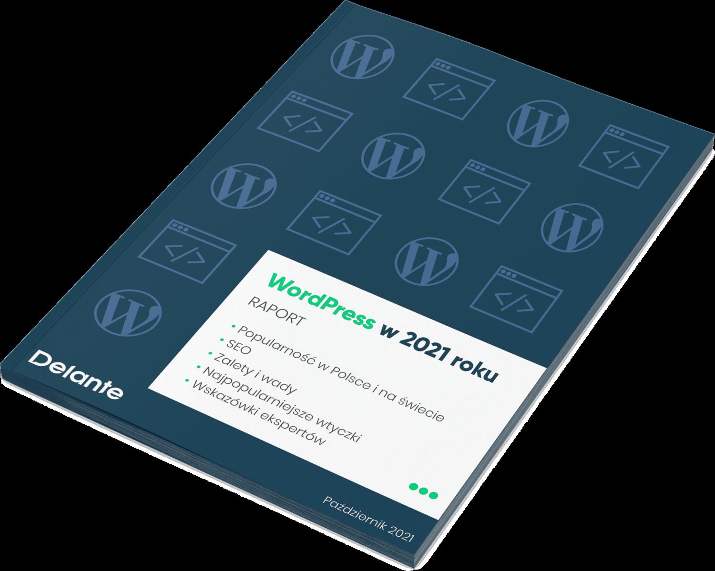 wordpress w 2021 roku raport